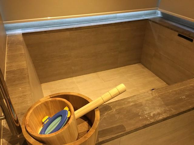 有給小盆子、水勺、溫度計@宜蘭礁溪寒沐酒店