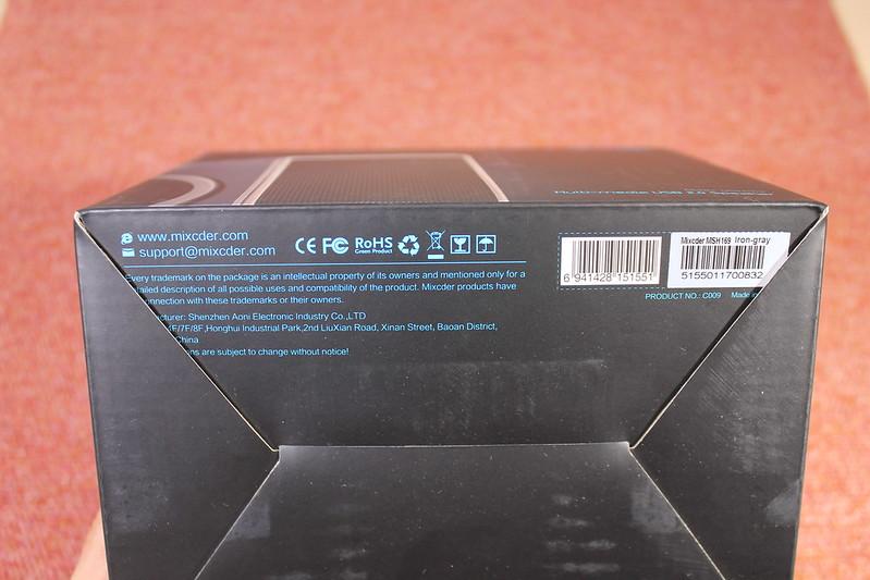 PCスピーカー Mixcder MSH169 レビュー (10)