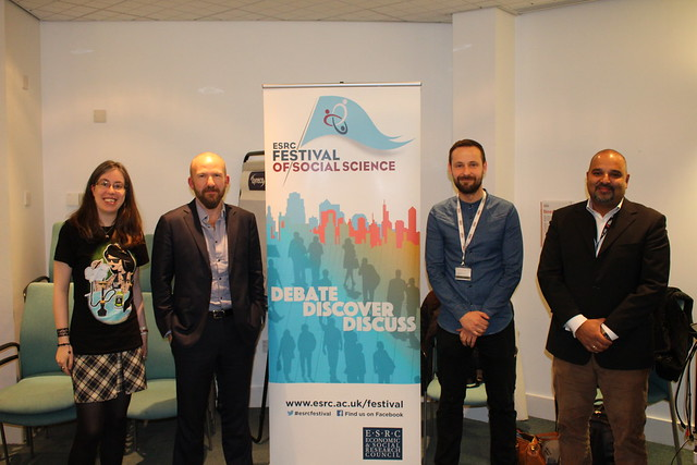 ESRC Festival: How can we respond to violence?