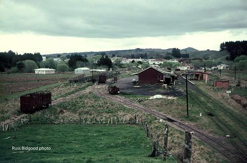 New Zealand Railways 284
