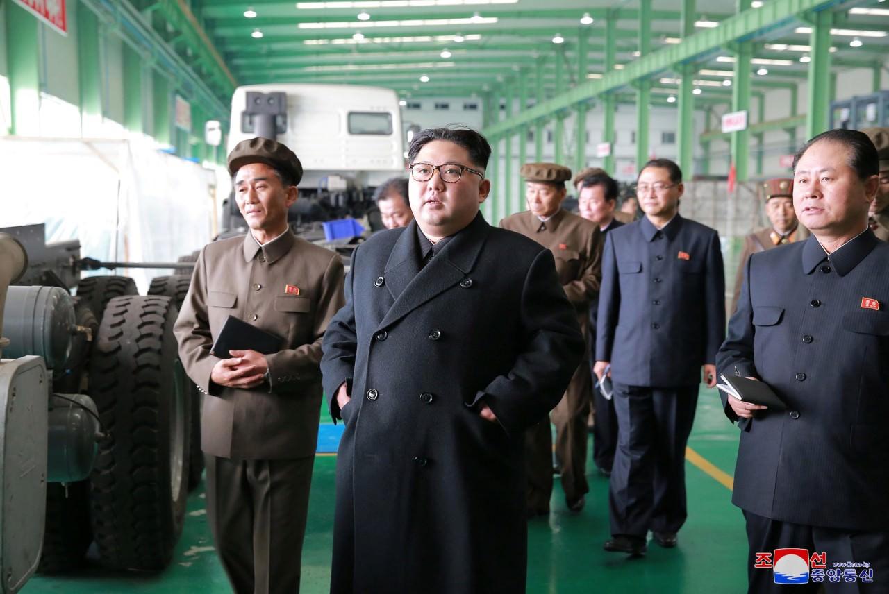 北韓空軍只有 20 架第四代戰機,完全不是美國的對手。(路透社)