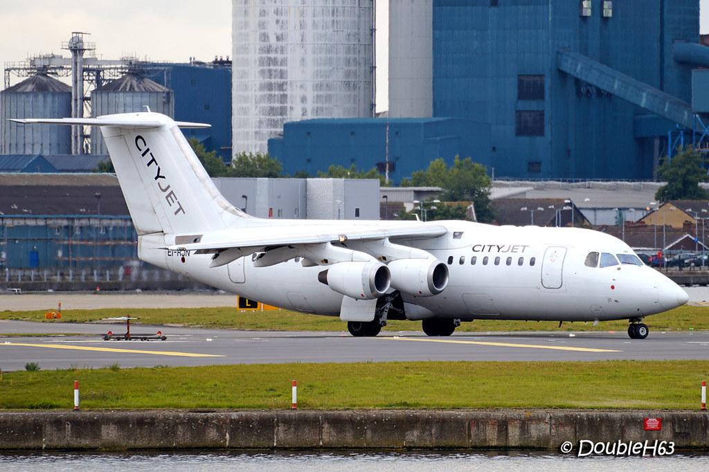 EI-RJN ARJ85 CityJet LCY