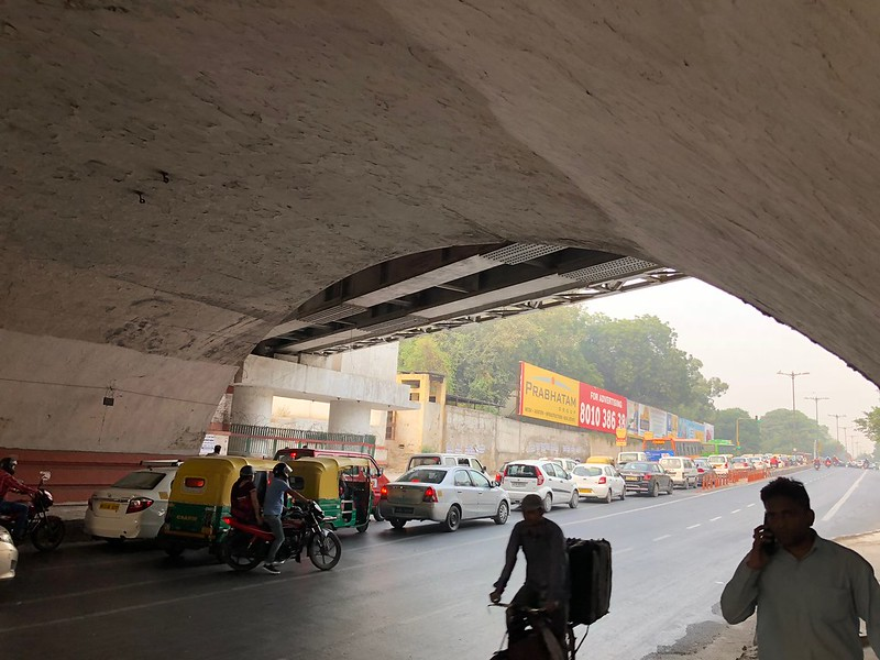 City Hangout - Minto Bridge Underpass, Central Delhi