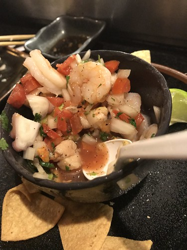 Picture of Ceviche from Sushi Bar