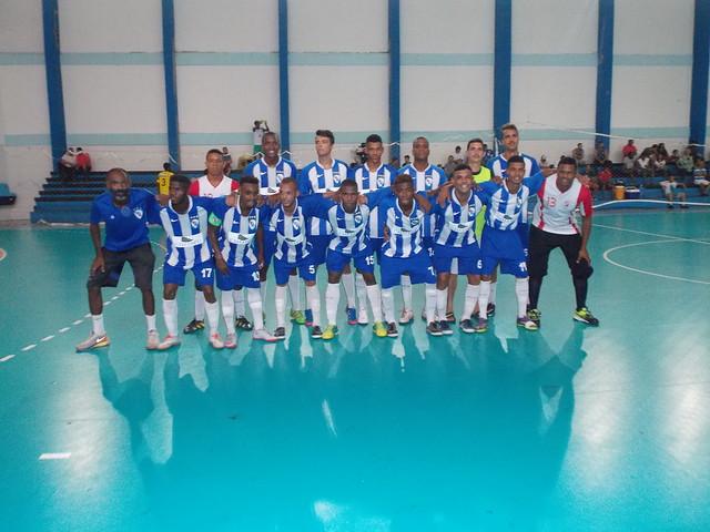 Futsal: Galícia 3x1 Vitória