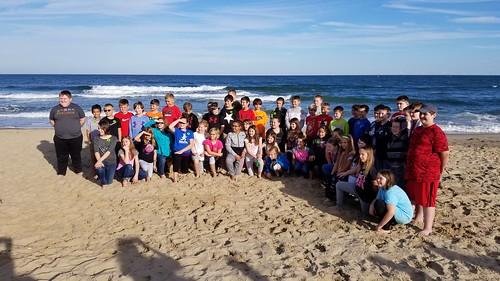 Nov 1 2017 Virginia Beach Field trip 5th Grade (25)