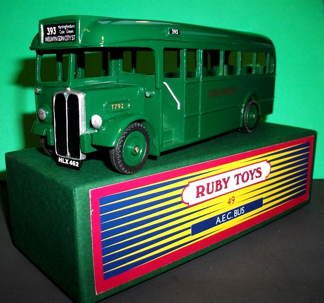 Ruby Toys London transport, Fujifilm FinePix AV130
