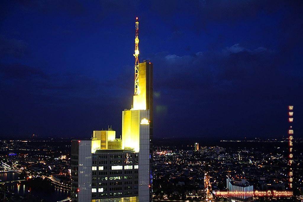 Германия - Города Франкфурт на Майне фото