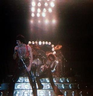 Queen live @ Nashville - 1978