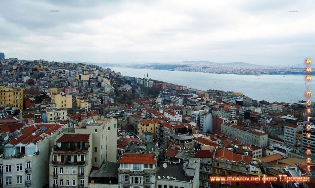 Исторический центр Город Стамбул — Турция пейзажи