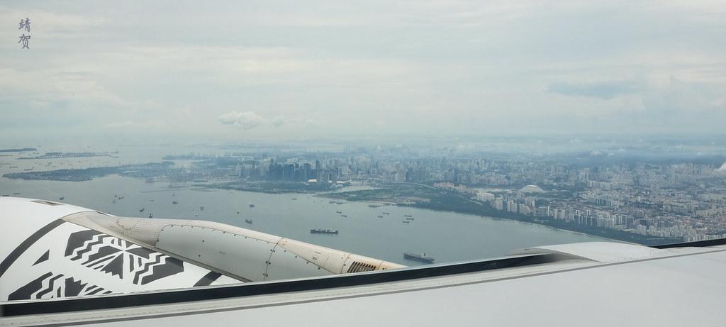Coastline of Singapore