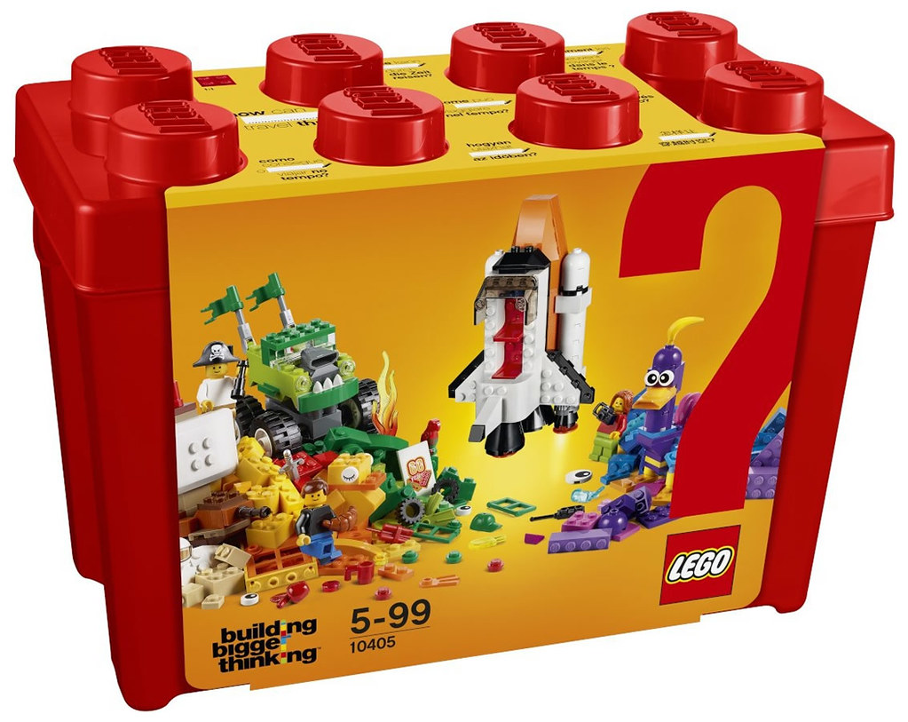 LEGO Building Bigger Thinking 10405 - Mission to Mars