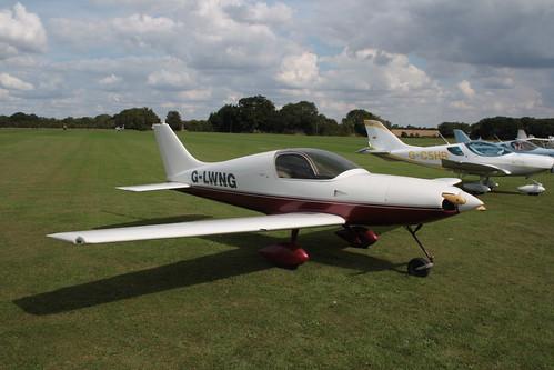 G-LWNG Aero Designs PulsarXP [PFA 202-11866] Sywell 010917