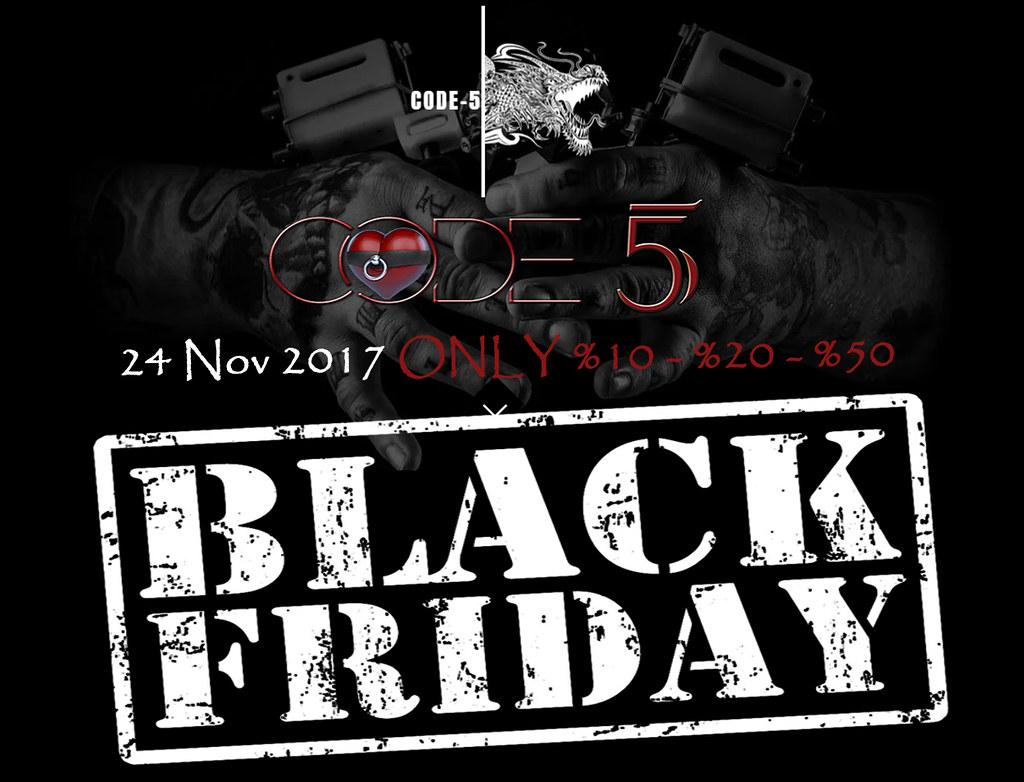 CODE-5 BLACK FRIDAY - TeleportHub.com Live!