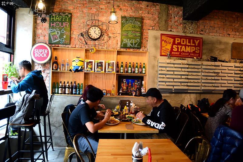 ak12菜單ak12西門菜單ak12美式小館訂位西門町推薦美式餐廳西門美式漢堡 (3)