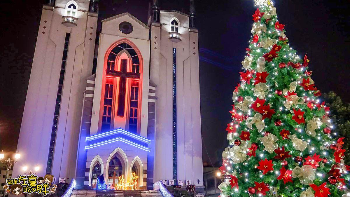 鳳山教堂聖誕景點
