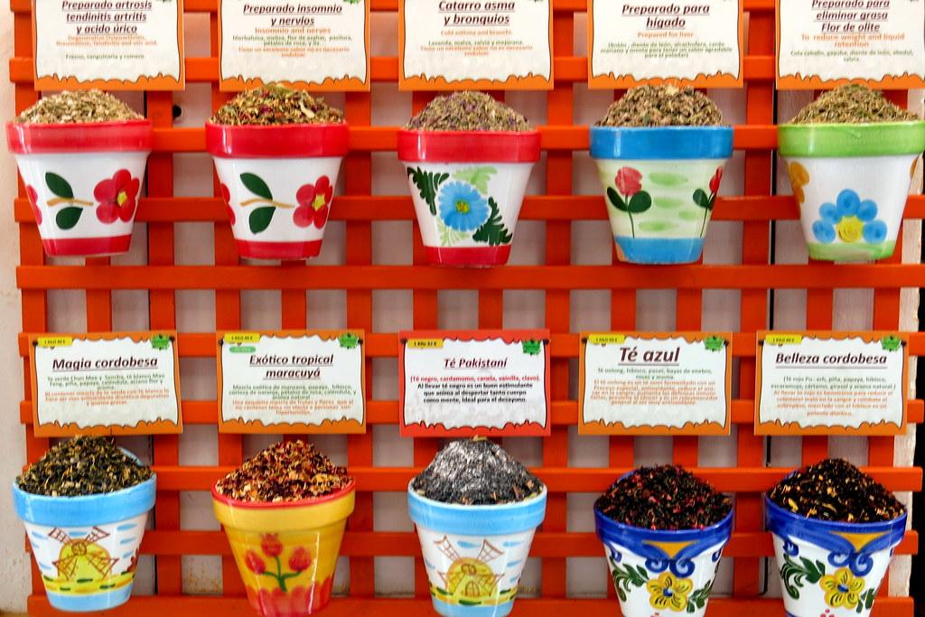 para tés, tisanas e infusiones