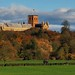 The View from Ancient Verulamium - St Albans, Hertfordshire, England