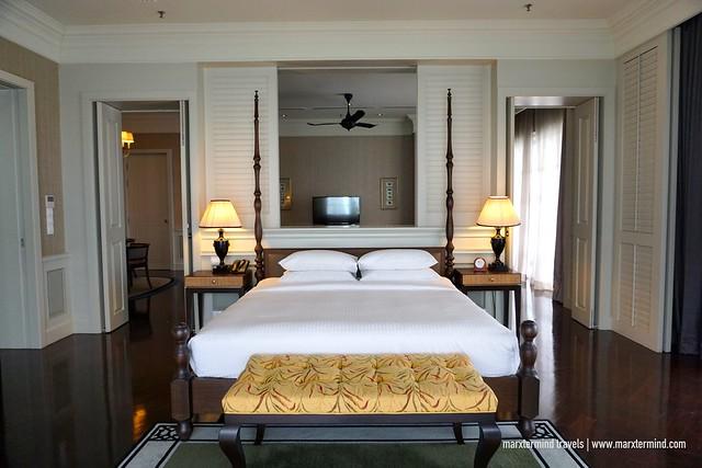 Eastern & Oriental Hotel Penang - Victory Annexe Corner Suite