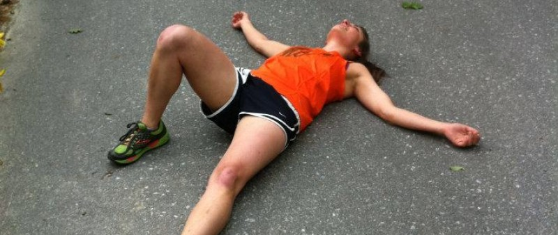 Nesnáším běhání