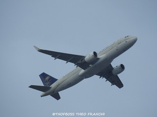 A320 Saudi Arabian airlines HZ-AS63 msn  F-WWIC