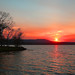 Lake Dardanelle Sunset by fyimo