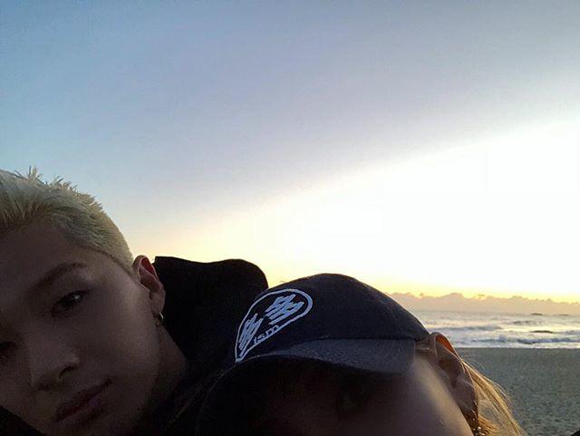 [Instagram] CL (chaelincl) +잘생긴 영배오빠랑+ 2017-12-15