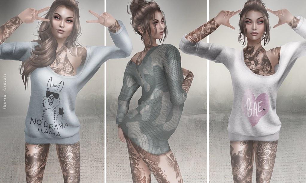 NEW!!! Eyelure, Cheeky Ink, BIBI poses
