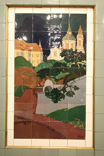 Obecni Dum tiled panel | by rob.mcgonigle
