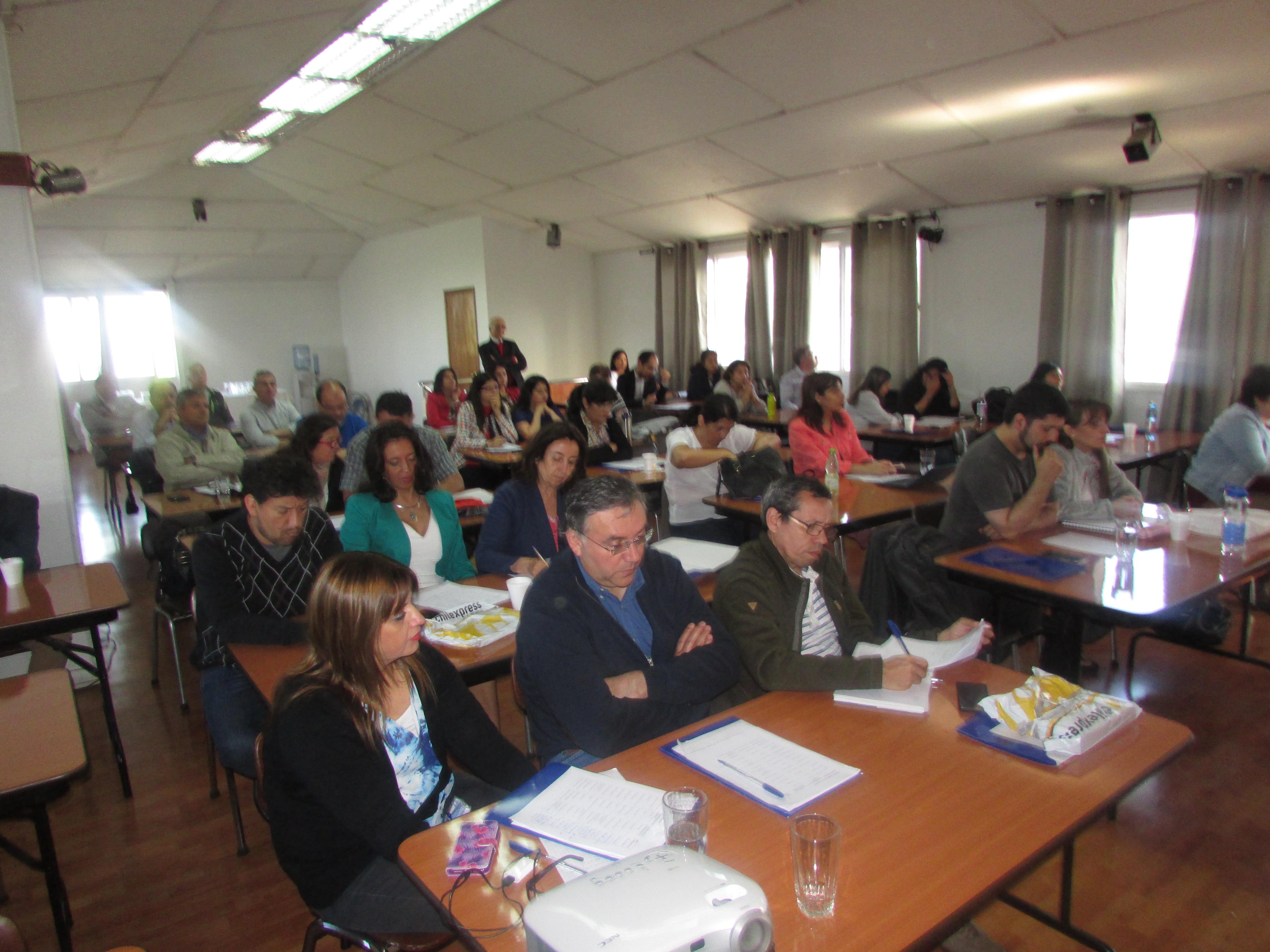 AFIICH realiza en Santiago Consejo Consultivo General y Taller Sindical - 15 Noviembre 2017
