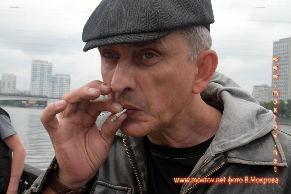 Актер Анатолий Петров - Петров в ТВ сериале «Карпов. Сезон второй».