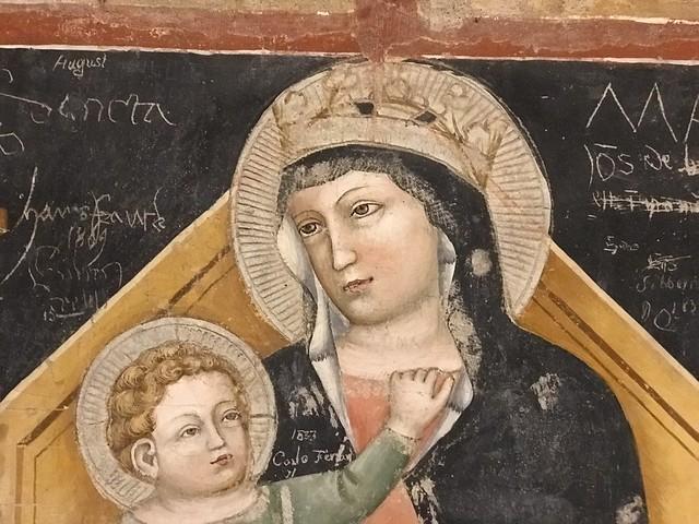 San Zeno Fresco