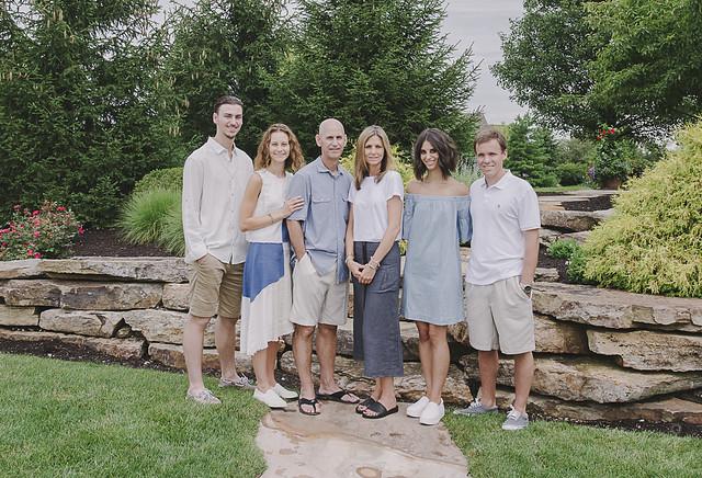Doust-Lebamoff Family