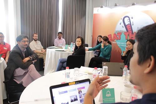 Urban Heat Storytelling Workshop