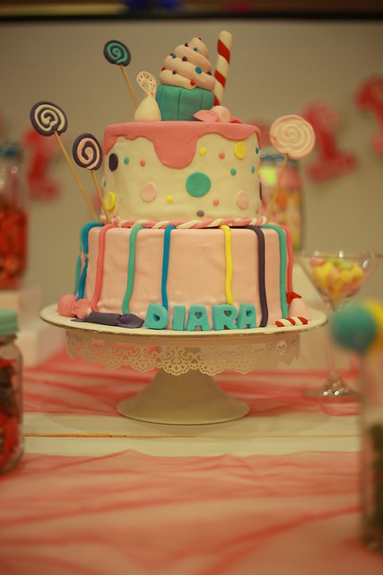 The Candy Land Cake by Pooja Raj of The Batter Story
