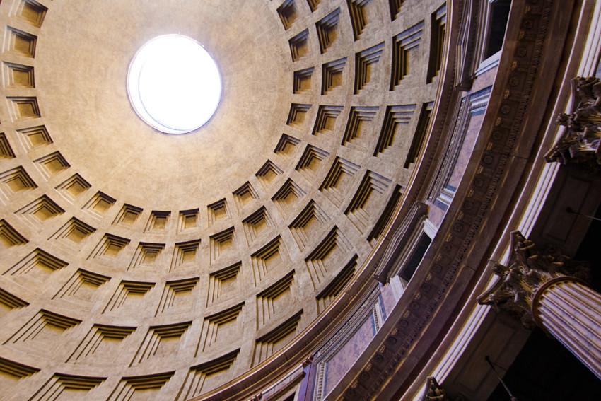 Vatikaani Pantheon rome-1643