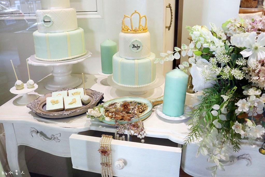 26432811019 47d90b5528 b - 熱血採訪|Candy Wedding 彌月蛋糕收涎餅乾,夢幻翻糖蛋糕和寶寶派對點心