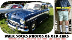 Walk socks And Old Cars  vol 9
