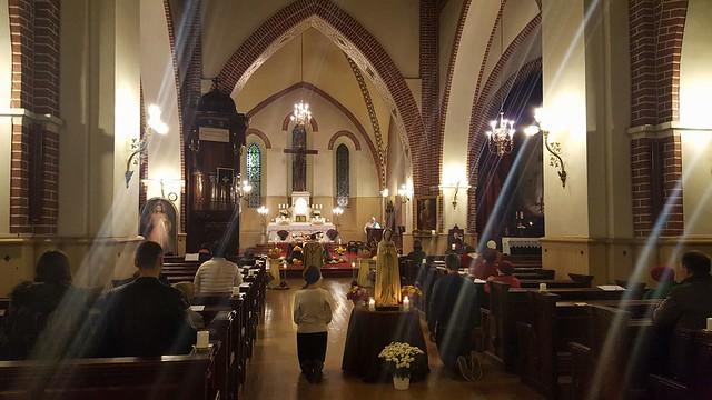 Vispasaules svētdarīšanas svētki sv. Jēkaba katedralē
