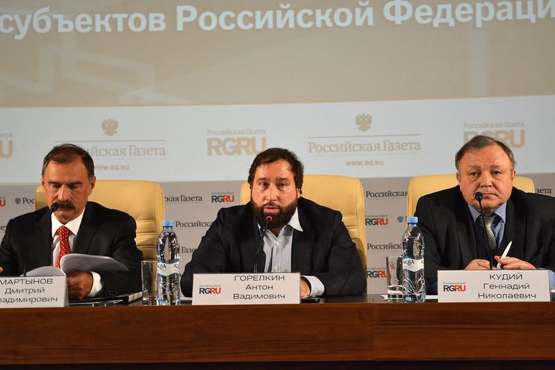 Антон Горелкин, депутат Государственной Думы РФ