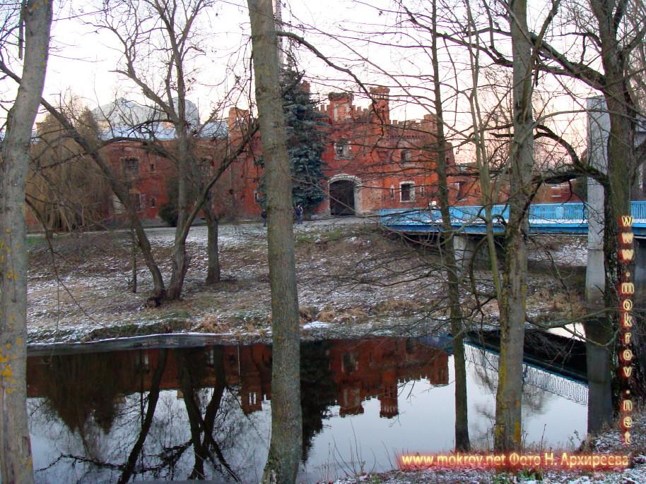 Город Брест на юго-западе Белоруссии картинки