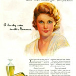 Fri, 1933-06-30 00:00 - Ad, Personal Product - Palmolive Soap, The Soap of Youth - 1933