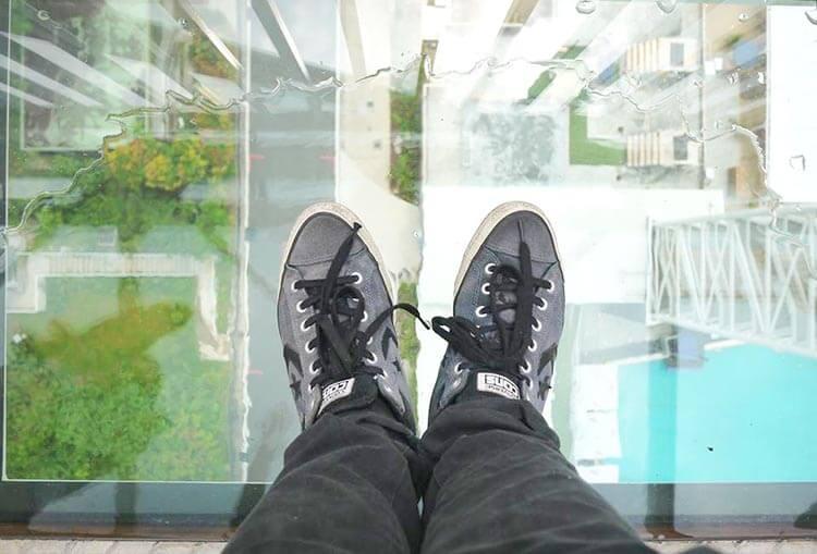 Vertical Skywalk Singapore