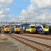 Old Oak Common line-up