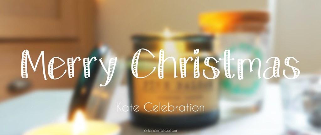 kate celebration