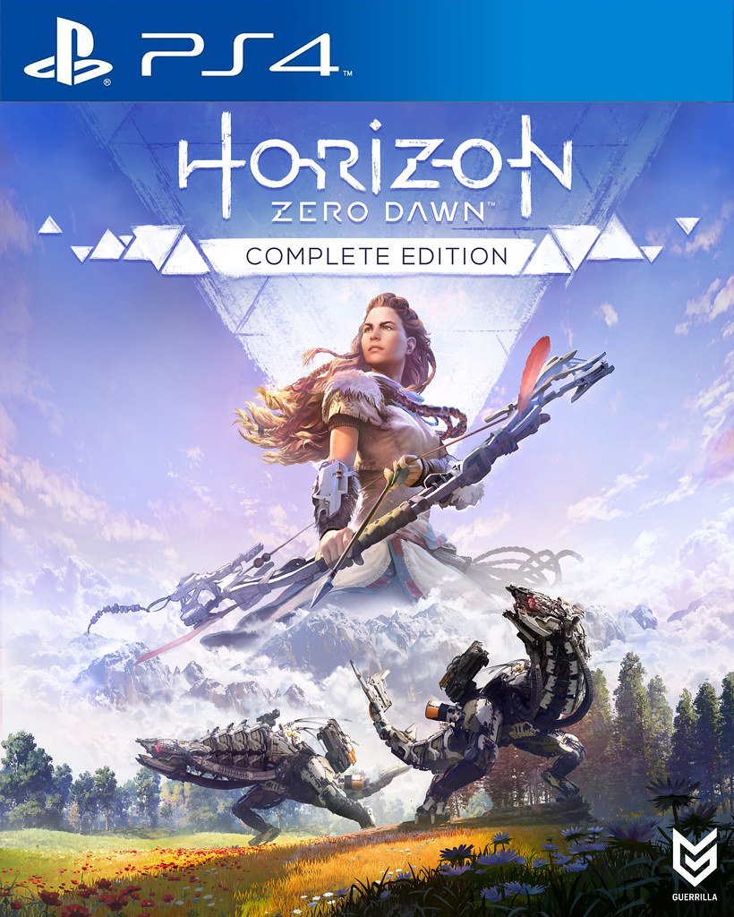 Horizon Zero Dawn: Complete Edition Out Now – PlayStation Blog