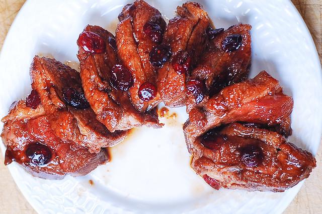 crispy skin duck breast recipes, sauce for duck breast