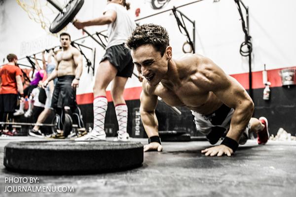 Fulano quer Melhorar no CrossFit ?