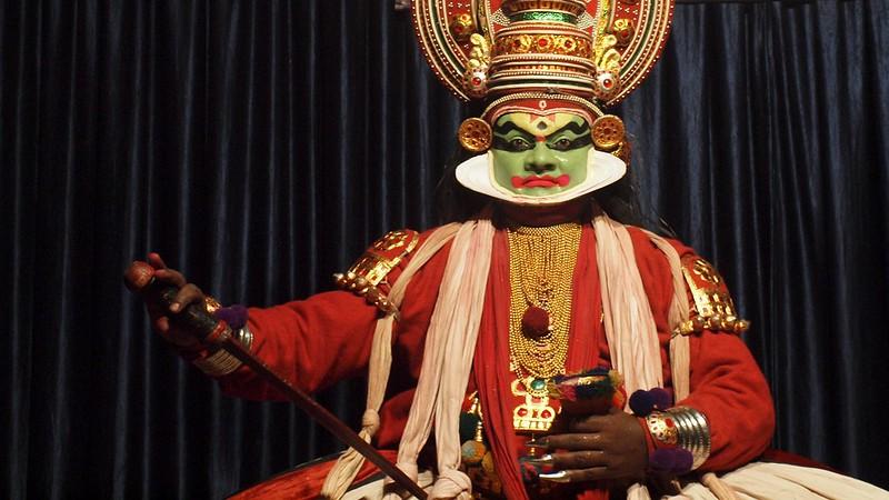 Kerala, INDIA, December 2012/January 2013