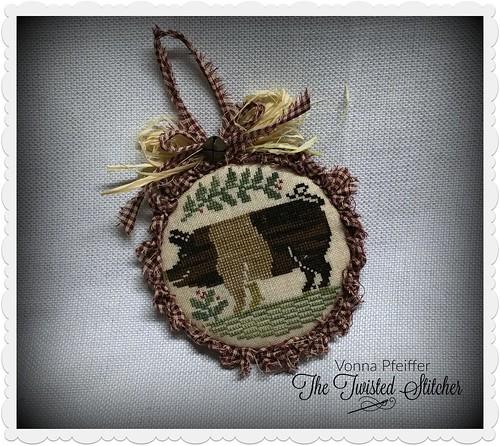 Prairie Schooler_Barnyard Christmas_Bk 94